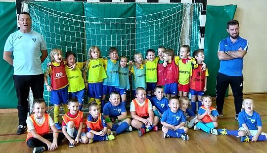 Grupa 2012/13/14 zagrała z Unią Skierniewice