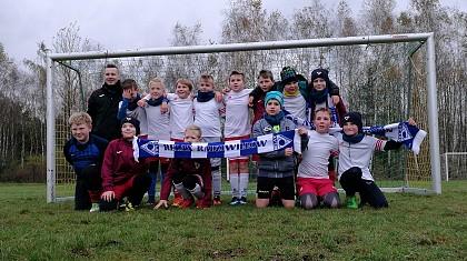 Wygrana zespołu 2006/07 z Ursusem Warszawa