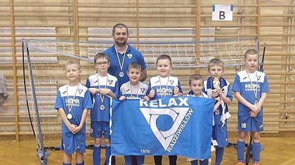 Grupa 2010/11 zajęła 2 miejsce w turnieju