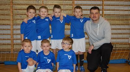 Nasi najmłodsi adepci piłki nożnej zagrali swój pierwszy mecz